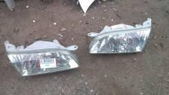 Фара. Toyota Corolla, AE114, AE110, AE111 Двигатели: 4AFE, 5AFE, 4AF, 4AGE
