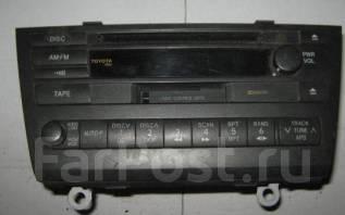 Магнитола. Toyota Mark II, JZX110
