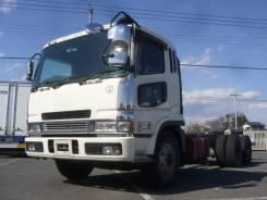 Mitsubishi Fuso. Mitsubish Super Great 6Х4 шасси без пробега, без ПТС., 17 730куб. см., 10 050кг., 6x4