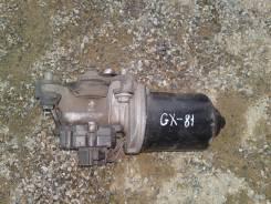 Мотор стеклоочистителя. Toyota Chaser, GX81 Двигатель 1GFE