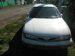Nissan Almera. GA15DE