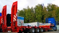 Langendorf SATV30/48 трал 3 оси (механические аппарели)(Grunwald), 2014