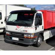 Продам деффлектор на ммс кантер широкая кабина. Mitsubishi Canter