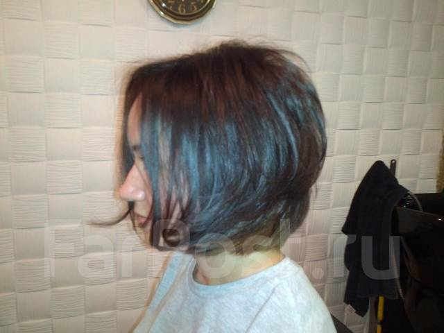 Причёски на дому недорого