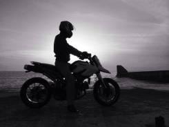 Ducati Hypermotard. 798 куб. см., исправен, без птс, с пробегом