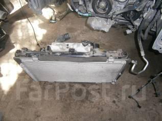Радиатор кондиционера. Toyota Mark X, GRX120 Двигатель 4GRFSE