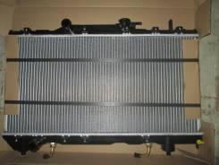 Радиатор охлаждения двигателя. Toyota Corona, AT190
