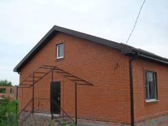 Новый дом. Вишневая 41, р-н Николаевка, площадь дома 95,0кв.м., площадь участка 600кв.м., скважина, электричество 27 кВт, отопление централизованн...