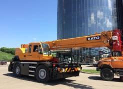 Kato KR-25H-V7. Кран колесный KATO KR-25H-V7 (SR250R), 7 545 куб. см., 25 000 кг., 45 м.