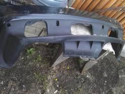 Продается задний бампер с а/м BMW X5 кузов Е53, 2004г. в. двигатель 4.4