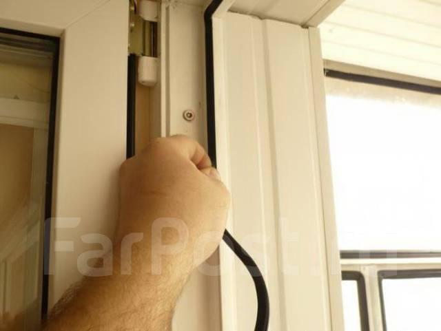 Окна. Ремонт окон. Замена стеклопакетов, фурнитуры. Балконы-Лоджии.