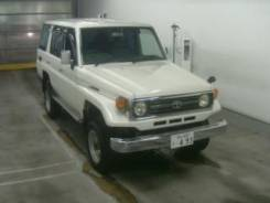 Toyota Land Cruiser. HZJ77, HZ