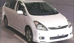 Toyota Wish. ZNE14G