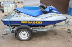 BRP Sea-Doo. 135,00 л.с., Год: 2002 год