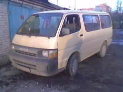 Toyota Hiace. LH102V, 2L