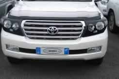 Дефлектор капота. Toyota Land Cruiser, UZJ200
