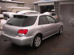 Вставка багажника. Subaru Impreza, GG3, GG2, GGB, GGA, GG