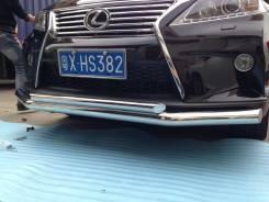 Кенгурятники. Lexus RX350