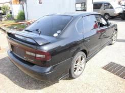 Спойлер. Subaru Legacy B4, BE9, BE5, BEE, BE