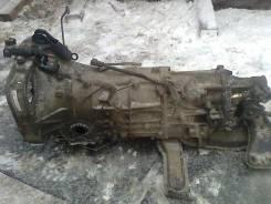 Механическая коробка переключения передач. Subaru Legacy, BP, BL