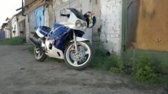 Yamaha FZR 400. 400 куб. см., птс, с пробегом