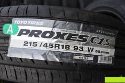 Toyo Proxes C1S. Летние, без износа, 1 шт. Под заказ