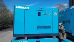 Дизельная электростанция Airman SDG25S. 2 500куб. см.