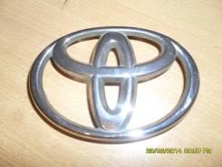 Эмблема решетки. Toyota Land Cruiser Prado