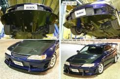 Сплиттер. Nissan Silvia, S13 Nissan Skyline Nissan Cefiro, A31 Nissan Laurel Toyota Cresta, GX81, JZX81 Toyota Altezza, GXE10 Toyota Chaser, GX81, JZX...