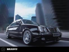 Накладка на бампер. Mercedes-Benz