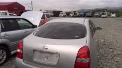Крышка багажника. Nissan Primera, QP12 Двигатель QG18DE