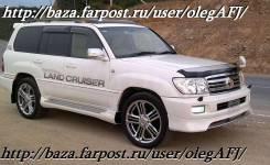 Подножка. Toyota Land Cruiser Cygnus, UZJ100W Toyota Land Cruiser, UZJ100W, FZJ105, HZJ105, HDJ101, UZJ100, FZJ100, HDJ101K, HDJ100L, HDJ100, UZJ100L...