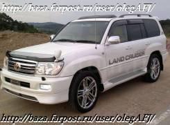 Губа. Lexus LX470 Toyota Land Cruiser Toyota Land Cruiser Cygnus
