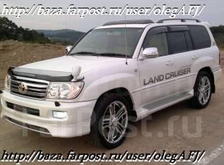 Губа. Toyota Land Cruiser, FZJ100, FZJ105, HDJ100, HDJ100L, HDJ101, HDJ101K, HZJ105, HZJ105L, J100, UZJ100, UZJ100L, UZJ100W Toyota Land Cruiser Cygnu...