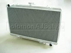 Радиатор охлаждения двигателя. Nissan 240SX Nissan Silvia, CS14, S14 Nissan 200SX Двигатель SR20DET