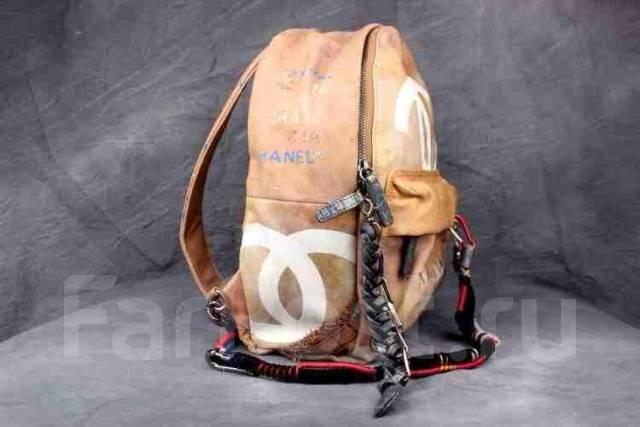 Chanel рюкзак цена оригинал городской рюкзак в рязани