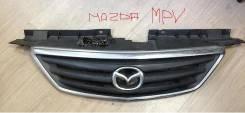 Решетка радиатора. Mazda MPV, LW5W Двигатель GY