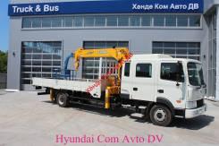 Hyundai HD120. Абсолютно новый (GOLD) Double cab от официального дилера, 5 900куб. см., 5 000кг.