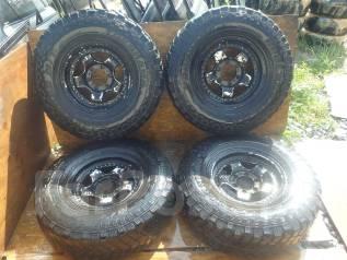 Большие колеса с Toyota Land Cruiser 80 R16. 7.0x16 6x139.70 ET0