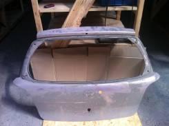 Дверь багажника. Toyota Vitz