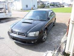 Ремень безопасности. Subaru Legacy B4, BE9, BE5, BEE, BE