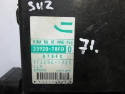Блок управления двс. Suzuki Wagon R Solio, MA64S Двигатель K10A
