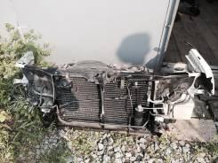 Радиатор кондиционера на двигатель 2JZ Тойота Кроун 151 кузов. Toyota Crown Двигатели: 2JZFE, 2JZGE, 2JZFSE