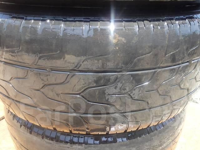 Большие колеса с Toyota Land Cruiser 100 R18. 9.0x18 5x150.00 ET50