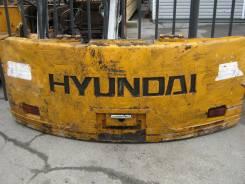 Накладка на колесный диск. Hyundai 1300 Hyundai Robex