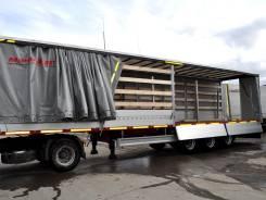 Manac-Auto 946832. Manac-auto 946832, 2017 г. в., шторно-бортовой с кониками, 33 000 кг.