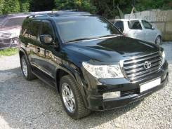 Расширитель крыла. Toyota Land Cruiser