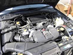Вентилятор радиатора кондиционера. Subaru Legacy B4, BE9, BE5, BEE, BE