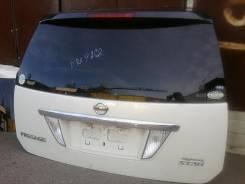Дверь багажника. Nissan Presage, PNU31 Двигатель VQ35DE