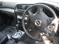 Блок управления климат-контролем. Subaru Legacy B4, BE9, BEE, BE5, BE